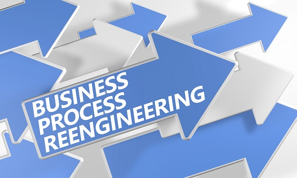 What is Business Process of Re-engineering?