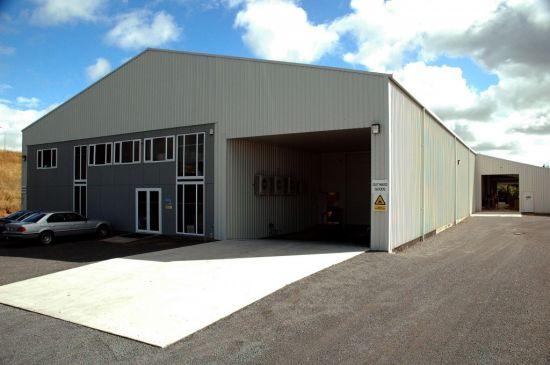 Energy Savings of Steel Garage