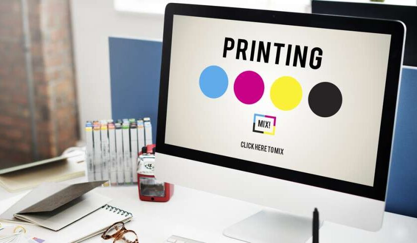 Printing industry trends with online printing