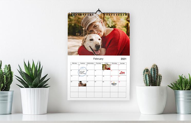 How custom calendar help your brand promotion